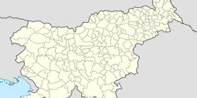 Slovenia Kart Kart Slovenia Sor Europa Europa